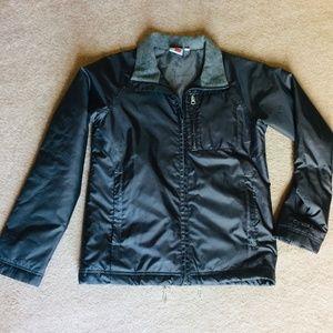 O'Neill Nylon Gray Jacket, Size Medium